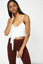 Holiday Fitted Cropped Tops & Shirts for Women
