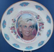Unique - Princess Diana - The People's Princess Plate