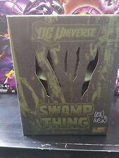 DC Universe Swamp Thing Action Figure 2011 SDCC Exclusive Mattel Len Wein Auto