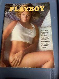 Playboy Magazine May 1975 Bridgett Rollins Gwen Welles CAROL CHRISTIE