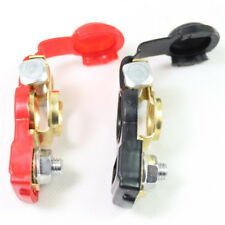 12V Car Vehicle Caravan Quick Use Release Battery Terminals Clamps Connectors EX