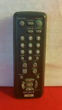 Sony RM-Y172 Replacement TV Remote Control