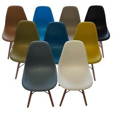 Retro Eiffel Designer Plastic Office Kitchen Dining Chair and Matching Tables