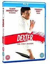 Dexter Complete Series 1 Blu Ray All Episode First Season Original UK Release R2