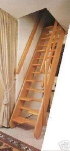 gerade Raumspartreppe ,mit geraden -, konischen - & Samba  Stufen