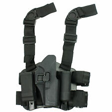 Drop Leg Holster CQC Pistol Serpa Right Hand Pouch For Glock 17 19 22 23 31 32