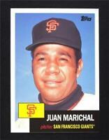2016 Topps Archives #20 Juan Marichal - NM-MT