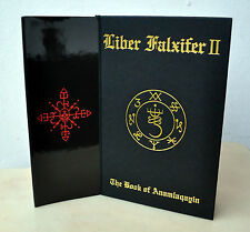 Liber Falxifer II N.A-A.218 LE TOTBL Grimoire Ixaxaar Occult Qayinite Witchcraft