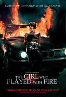 The Girl Who Played With Fire (DVD, 2010) DISC ONLY - NO COVER ART