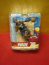 2012 BASKETBALL MCFARLANE MIAMI HEAT DWYANE WADE NBA SERIES 20 COLLECTOR