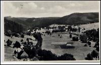 Holzhau Sachsen alte Postkarte 1942 Blick auf Holzhau Gesamtansicht Panorama