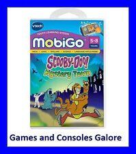 NEW!!! Vtech MobiGo Game - Scooby - Doo Mystery Town, MobiGo 2