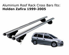 Aluminium Roof Rack Cross Bars fits Holden Zafira 1999-2005