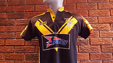 "Leigh Miners Rangers rugby shirt. Size Small.36"" Chest. PARR #11. French Tour."