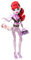 Monster High Operetta ICH LIEBE ACCESSOIRES I heart Accessories OVP CBX73