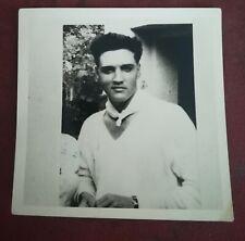 Elvis Presley - Original  Foto von 1958 bad nauheim us army