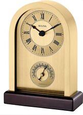 Bulova Classic Harding Desk Clock B5008