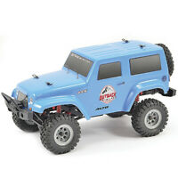 FTX Outback MINI v2 ALTO BLUE (Land Cruiser) 1:24 Ready To Run Rock Crawler