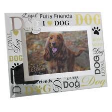 I Love My Dog photo frame gift 6 x 4 Boxed New BB249
