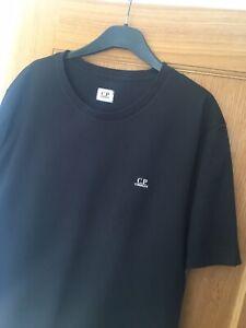 Mens Black CP Company XXXL T Shirt
