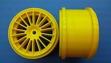 Original Lauterbacher Felgen gelb für Megatech FW01