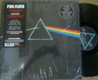 PINK FLOYD ~ Dark Side Of The Moon REMASTERED GATEFOLD 180G VINYL LP & 2 POSTERS