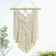Hand-woven Tapestry Macrame Wall Hanging Catchers Cotton Handicrafts Home Decor