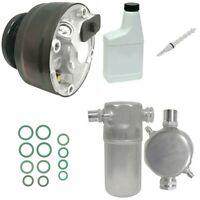 RYC Reman Complete AC Compressor Kit EG937 With Drier & Orifice