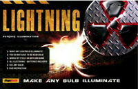 Lightning by Magic Smith - Magic Tricks,Stage Magic,Mentalism,Illusions Gimmick