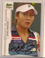 AKIKO MORIGAMI 2013 ACE AUTHENTIC GRAND SLAM AUTO