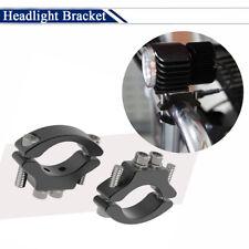 Headlight Mounting Bracket Clamps Light Holder For Motorcycle 22-36mm Tube Fork