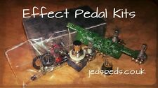 Boutique Guitar Effect Pedal PCB Kit. Big Muff Black Russian