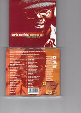 CURTIS MAYFIELD - Move on Up: The Singles Anthology (2CD, Aug-1999) 39 TRACKS