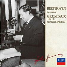 GRUMIAUX TRIO-BEETHOVEN: SERENADES-JAPAN CD Ltd/Ed B50