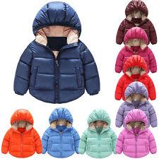 2-7 anni Inverno Bambini Ragazzi Ragazza Piuma D'oca Tuta da neve