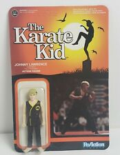 The Karate Kid Johnny Lawrence Action Figure ReAction Figures/Funko Brand New