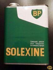 Bidon Solexine Melange 2 Temps Neuf / Refabrication - Solex VéloSolex Mobylette