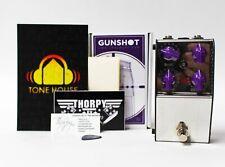 Thorpy FX Gunshot Overdrive Guitar Effect Pedal - New