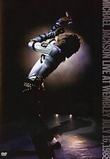 MICHAEL JACKSON: LIVE AT WEMBLEY 7.16.1988 NEW DVD