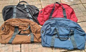 Genuine British Army Vintage Cordura Deployment Bag Holdall Various Colours