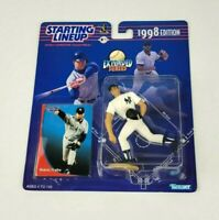 1998 MLB Extended Starting Lineup Hideki Irabu New York Yankees Action Figure