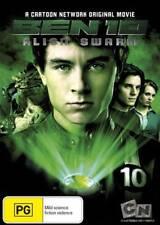 Ben 10 - Alien Swarm (DVD, 2009) Region 4