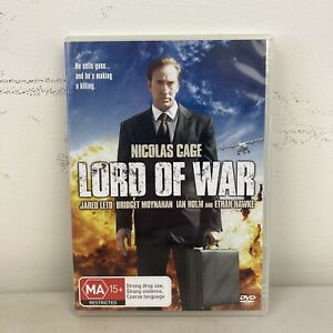 Lord of War (DVD, 2006) Region 4 VGC Free Postage