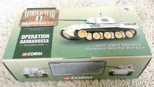 Corgi 1/50 CC60203 Panther Operation Barbarossa Eastern Front Diecast Tank
