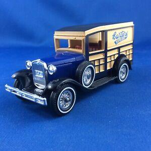 Matchbox MOY Y21-2 B 1932 Ford Tradesman Woody Wagon Variation 1a*