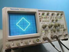 Tektronix 2465b 400mhz Oscilloscope 2465b Calibrated Amp Low 3650 Hours