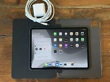 "Apple iPad Pro 64GB, Wi-Fi Only tablet, 11"" Inch Space Gray 2018 Model, Warranty"