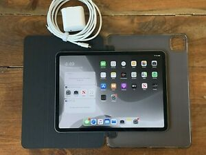 "Apple iPad Pro 64GB, Wi-Fi Only tablet, 11"" Inch Space Gray 2018 Model, Warranty"