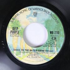 Rock 45 Deep Purple - Smoke On The Water  (Edited Version) / Smoke On The Water