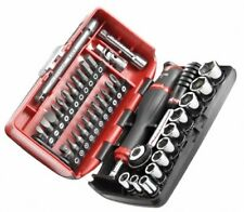 "Facom R2nano.pg Coffret Compact de serrage 1/4"" Set vissage 38 outils"